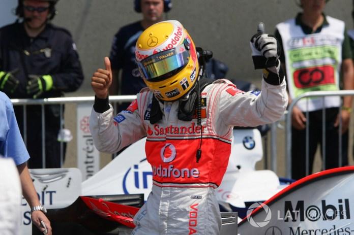89: Lewis Hamilton, McLaren