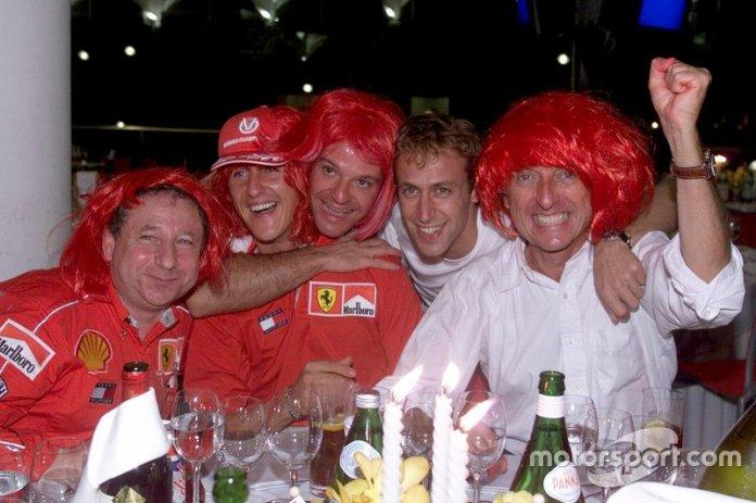 """Para Ferrari, la Fórmula 1 es una costosa tradición"". Luca di Montezemolo"