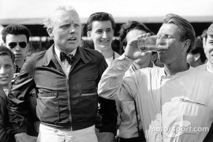 18: Mike Hawthorn, Ferrari Dino 246
