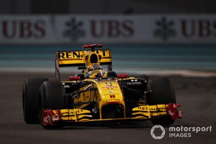 Inicia la pausa Abu Dhabi 2010