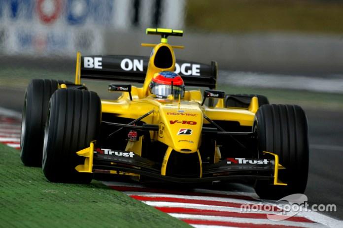 Giorgio Pantano - 14 grandes premios