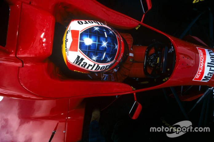 1996: Schumacher llega a Ferrari