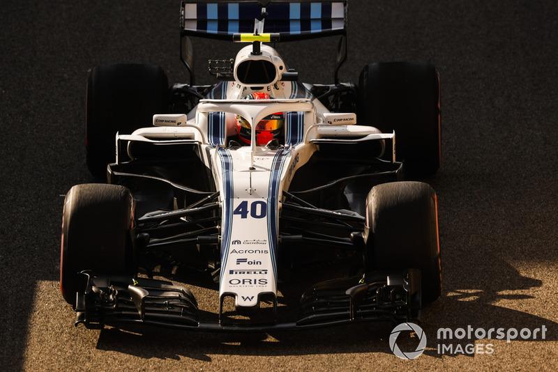 Williams Racing  F1 2019 driver and team line-ups robert kubica williams fw41 1