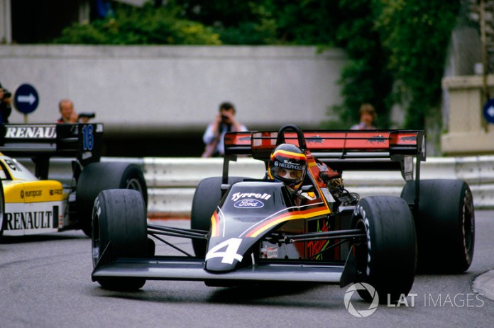 Tyrrell 012 (1983-85)