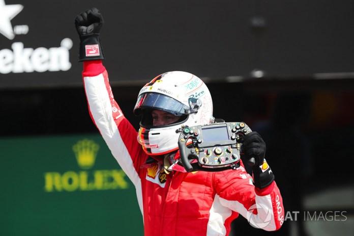 Gran Bretaña 2018: en casa de Hamilton y Mercedes gana retoma el control del mundial.