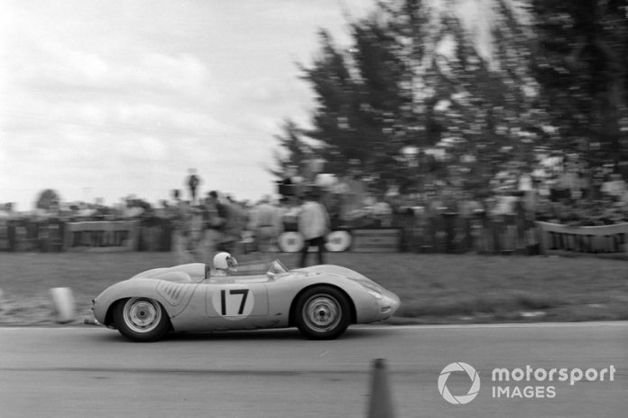 Harry Blanchard, Porsche RSK