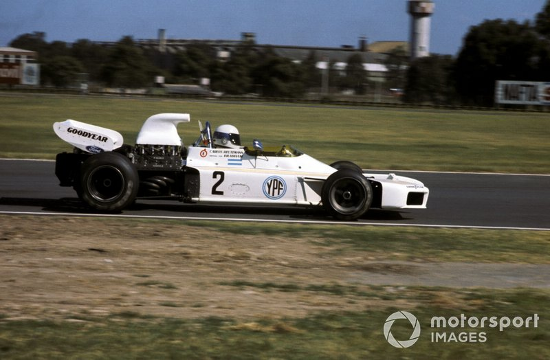 Carlos Reutemann, Brabham BT34, 1972 Argentinian GP
