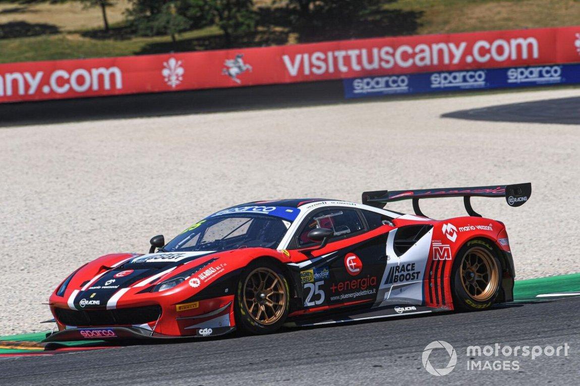 # 25 RS Racing, Ferrari 488 GT3 Evo: Daniele Di Amato, Alessandro Vezzoni