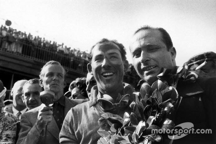8 GP de Gran Bretaña 1955