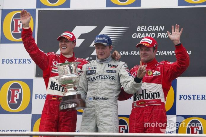2004 GP de Bélgica