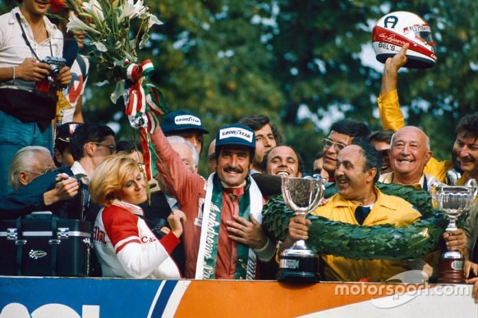 Clay Regazzoni (4 victorias)