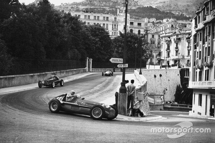 2: Juan Manuel Fangio, Alfa Romeo