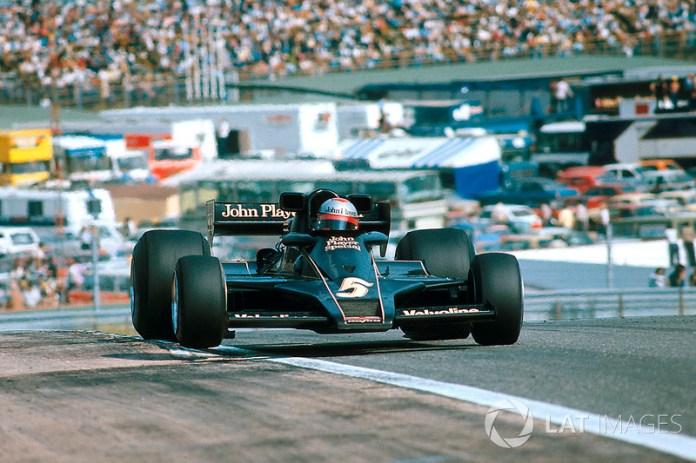 34: Mario Andretti, 22