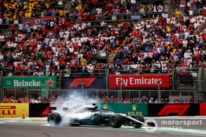 5 GP de México 2018