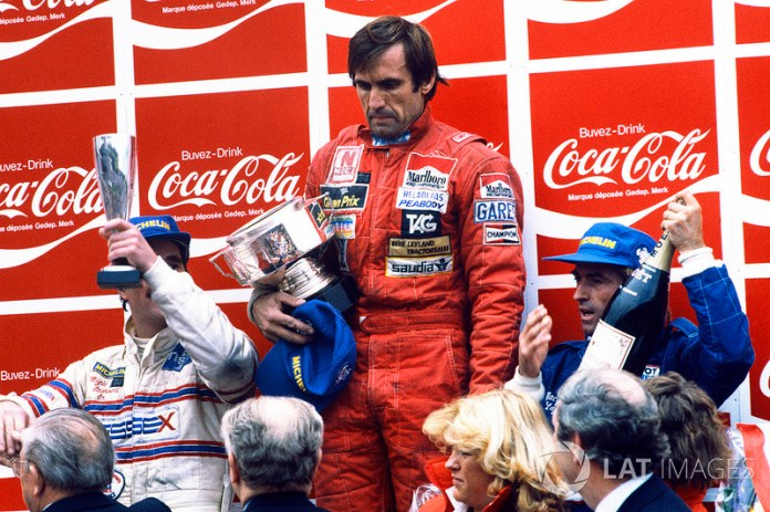 3. Carlos Reutemann - 12 victorias