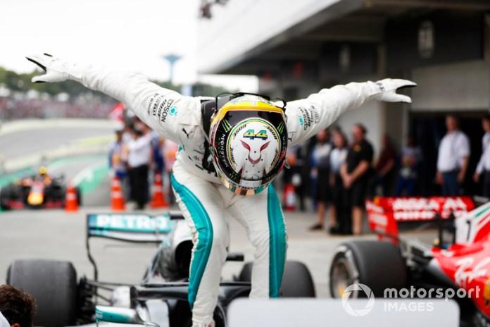 72 - GP de Brasil 2018, Mercedes