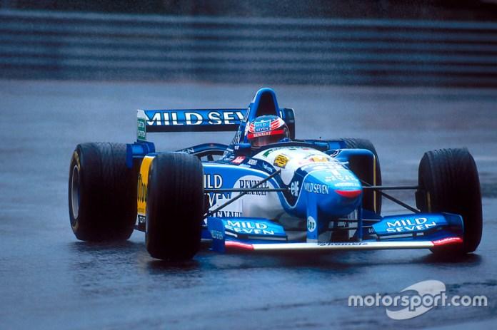 1995: el adiós a Benetton