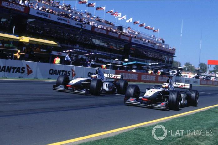 1998 GP de Australia