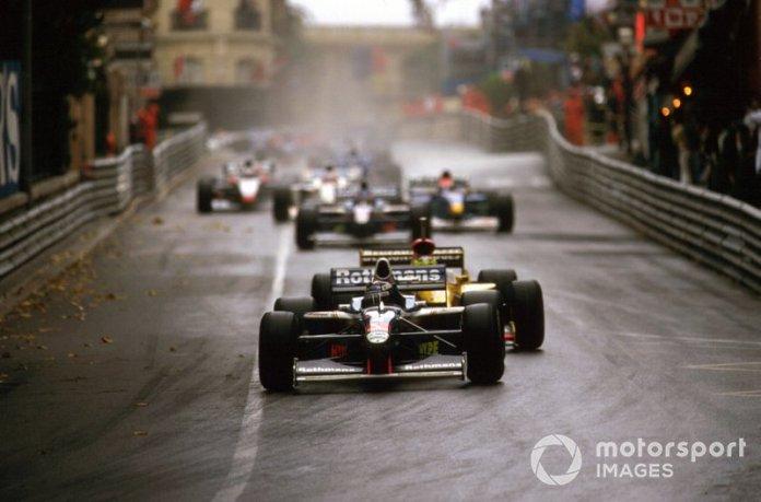 78: Heinz-Harald Frentzen, Williams FW19