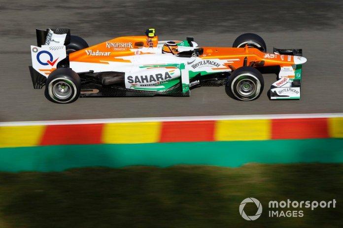 2012: Force-India-Mercedes VJM05