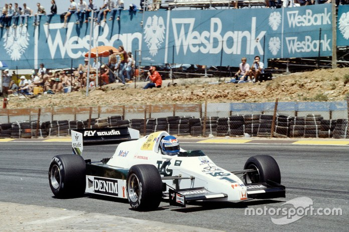 Williams FW09 Honda (1983)