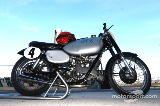 Image result for 1949 E90 AJS Porcupine