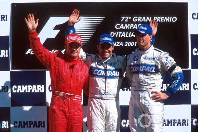 2001 GP de Italia