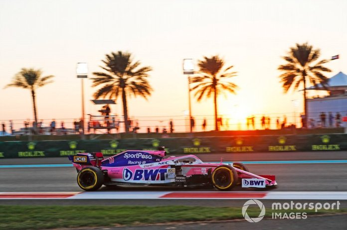 2019-Racing Point-RP19