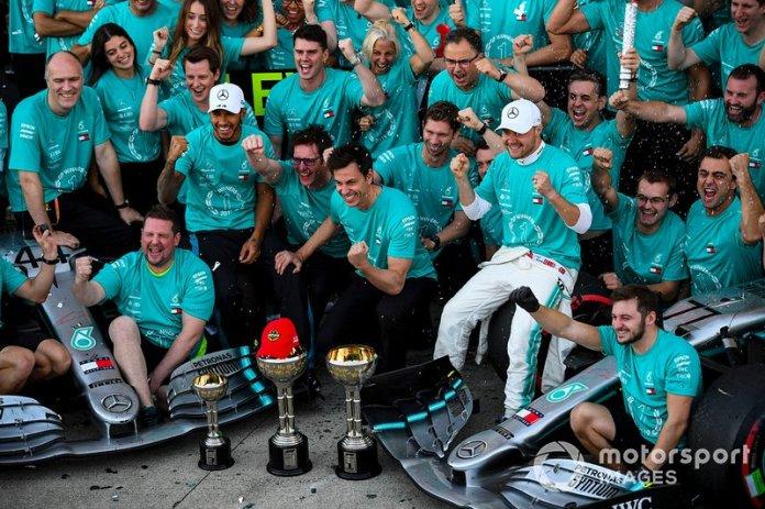 Así celebró Mercedes su nueva conquista en Japón:
