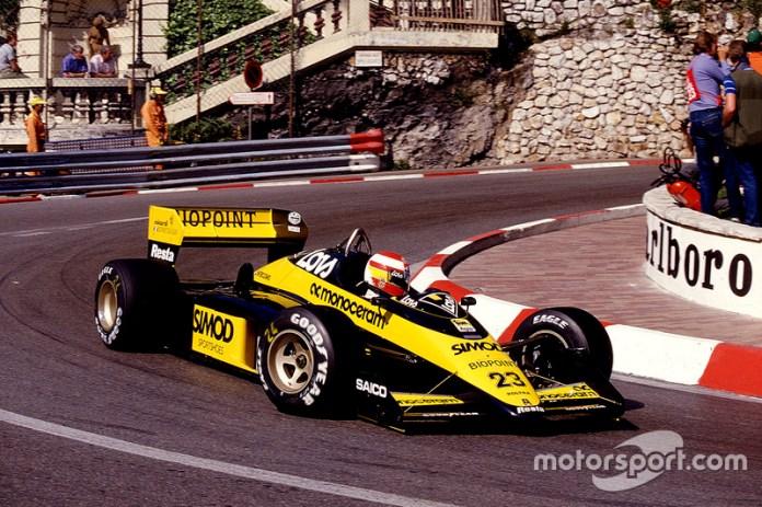 Adrian Campos - 17 grandes premios