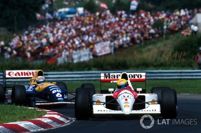 1991 GP de Hungría
