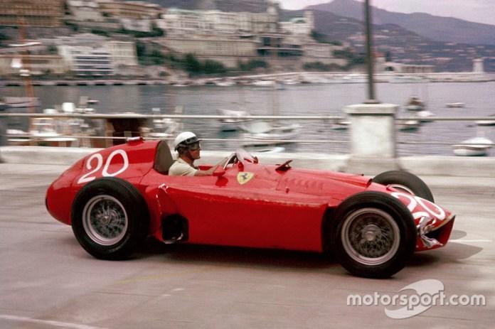 Ferrari D50 - 5 victorias