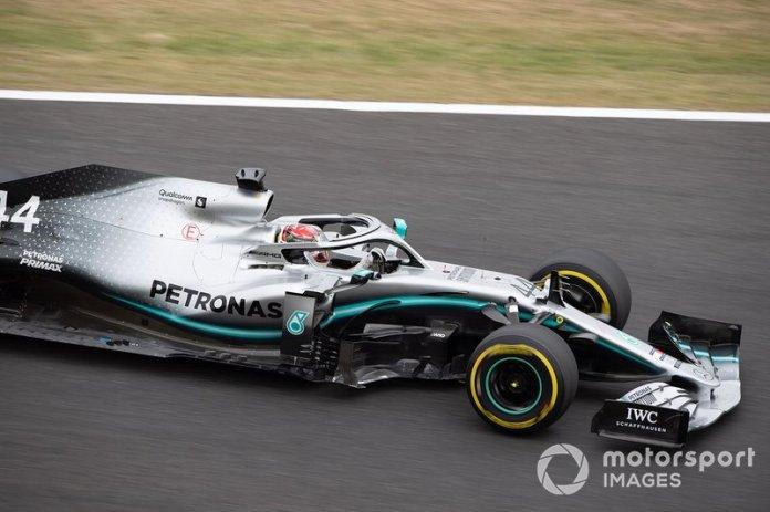 Lewis Hamilton, GP de Japón