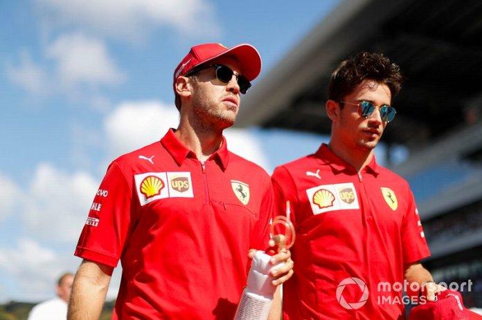 ¿Quién prevalecerá en Ferrari?