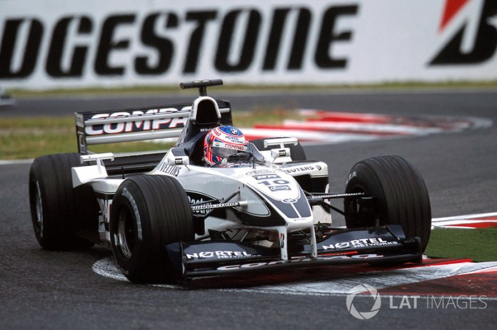 Jenson Button, Williams-BMW FW22, 2000