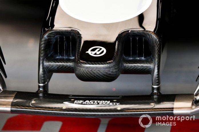 Morro del Haas F1 Team VF-20