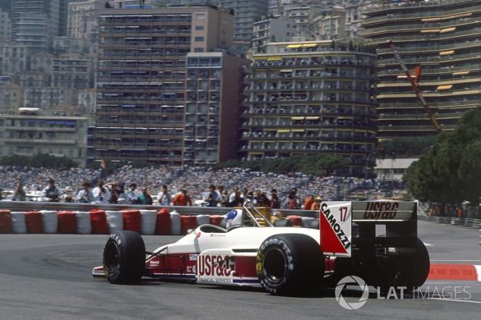 """""""La F1 es 95% desagradable. Pero el cinco por ciento bueno compensa lo otro"""". Derek Warwick"""