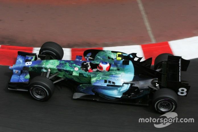 Honda RA107 (2007)