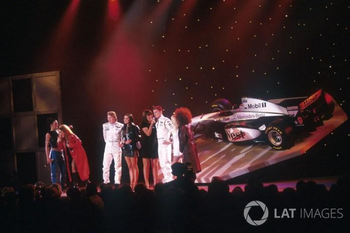 1: McLaren recurre a las Spice Girls
