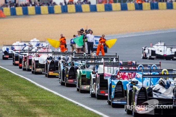 Aco Eyes 60 Car Field For Le Mans 24 Hours