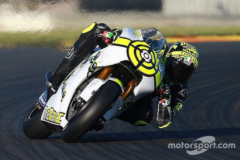 Suzuki: il test di Iannone a Jerez si chiude dopo la prima giornata