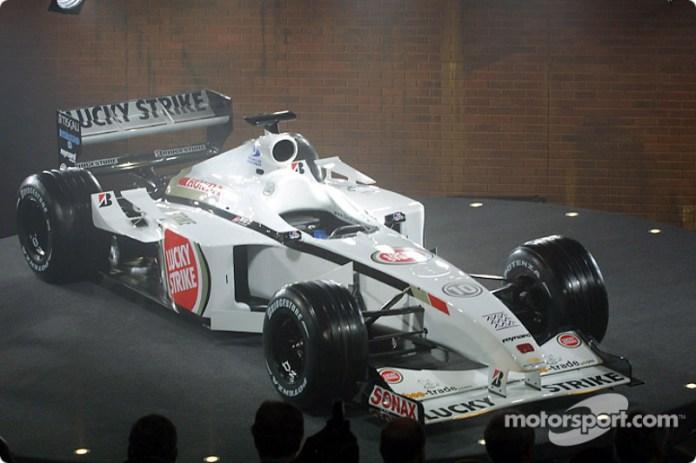 BAR 003 (2001)