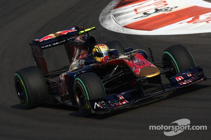 2010: Toro Rosso STR5