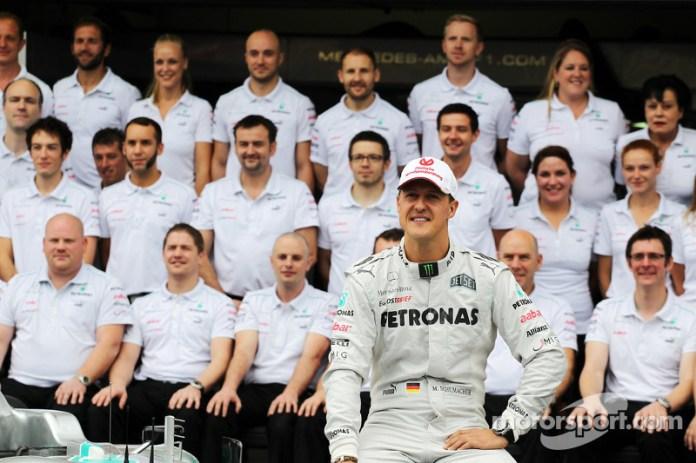 El accidente de Michael Schumacher