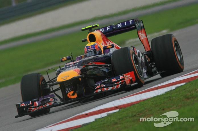 Mark Webber - 20 GP liderados