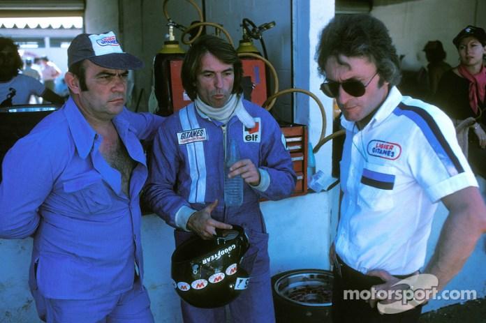 51: Jacques Laffite, Ligier JS5