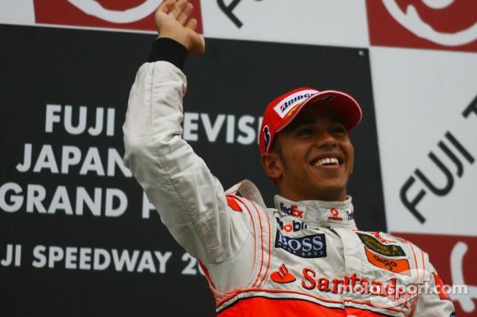 4- Gran Premio de Japón 2007, McLaren