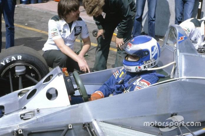 63: Keke Rosberg, Williams