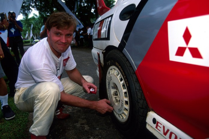 Makinen's confidence in the Mitsubishi package for 1997 was vindicated - although Subaru pushed him hard