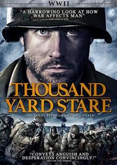 Thousand Yard Stare (2018) Full Movie Watch Online 1080p Free Download